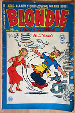 Blondie Comics Monthly - King Feature - Chic Young - n°29 - April 1951