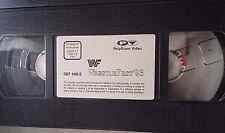 WWF Wrestlefest 1993 93 ORIG VHS WWE Wrestling deutsche Version Tape + Hülle