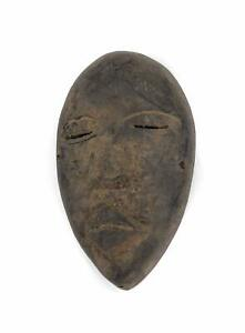 Dan Passport Mask Deangle Liberia African Art SALE WAS $45.00