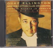 Duke Ellington And His Cotton Club Orchestra / Jungle Nights In Harlem (NEU)