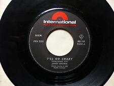 JAMES BROWN I'll go crazy / Lost someone ppn2522 421110