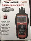 KW808 OBD2 Scanner CAN Engine Reset Tool KONNWEI Car Diagnostic  Reader Sale