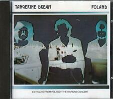 Tangerine Dream Extracts from Poland The Warsaw Concert