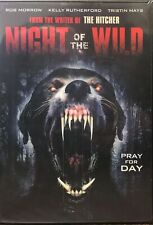 Night of the Wild (DVD, 2015) NEW SEALED