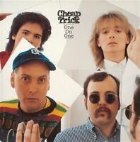 CHEAP TRICK-ONE ON ONE-JAPAN CD D46