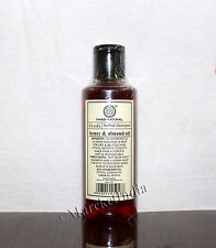 Khadi Herbal Honey & Almond Shampoo 210 Ml for Hair Care