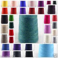 NEW Luxurious Soft 100g Mongolian Pure Cashmere Hand Knitting 1 Cone Wool Yarn