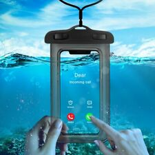 SuperSEAL Luminous Universal 6.5 inches Waterproof Case For iPhone Samsung Sony