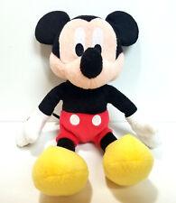 "Disney Beanz  - Mickey Mouse  9"" Plush Disney Jr Playhouse Clubhouse 2008"
