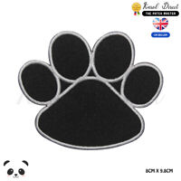Dog PAW Disney Embroidered Iron On Sew On Patch Badge For Clothes etc