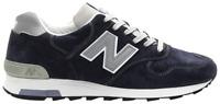 NIB 6m/7.5w (d) M1400NV New Balance J Crew Navy Shoes US M1400 MADE in USA -NEW