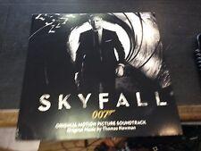 Skyfall 007 Banda Sonora Original de movimiento imagen 2-LP + Folleto