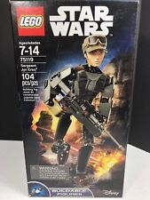 New LEGO Star Wars Sergeant Jyn Erso 75119 Buildable Figure 104pcs