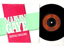 "MARVIN GAYE.SEXUAL HEALING / SAME (INSTR).UK ORIG SOUL 7"" & PIC/SL.EX/EX"