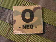 SNAKE PATCH ..:: O - NEG - ::.. MULTICAM
