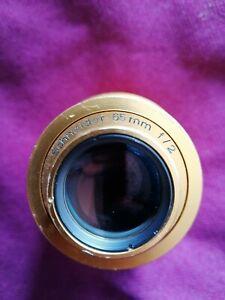 Schneider 65mm f/2 projector lens