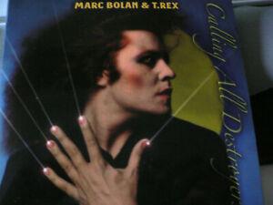 MARC BOLAN & T.REX - CALLING ALL DESTROYERS 2CD FOC  EASY ACTION  NEUWERTIG !