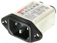 One Noise Filter, AC Line 10A, 250VAC, IEC Input            31918 FL