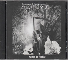SZARLEM - night of blood CD