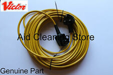 Genuine Victor SD40 Red Scrubber Dryer Floor Cleaner Power Cable Lead AYC1082