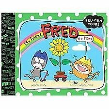My Friend, Fred (The Plant) (Balloon Toons)-ExLibrary