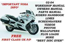 Honda ST1300 Pan European Workshop Manual Owners Manual Parts Manual Plus More
