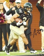 MICHAEL CAMPANARO WAKE FOREST DEAMON DEACONS SIGNED 8X10 PHOTO W/COA 2