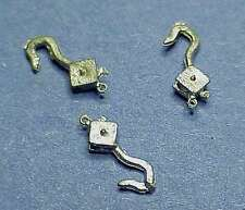 HO/HOn3 WISEMAN MODEL SERVICES DETAIL PARTS #HO113 CRANE HOOKS