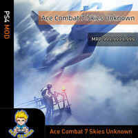 Ace Combat 7 (PS4 Mod) -999.999.999 MRP (Game is not  Included)