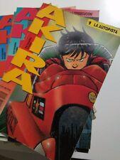 AKIRA  - Numeros 1 al 29 - GLENAT - DRAGON COMICS - KATSUHIRO OTOMO