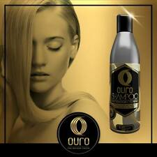 PURPLE OURO TONING SHAMPOO FOR BLONDE & SILVER HAIR 8.45oz/SHAMPOO