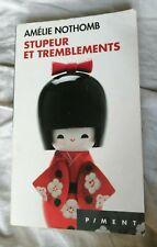 Stupeur et tremblements Amélie Nothomb