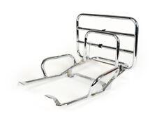 Vespa (Piaggio) PK 50 automatica (VA51T)  - Rear Fold Down Rack - Chrome