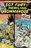 Sgt. Fury and His Howling Commandos Comic Book #116 Marvel 1973 FINE+