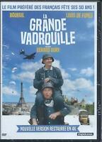 DVD La grande vadrouille   Restauré 4K Bourvil, Louis De Funès  Neuf