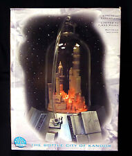 Bottle City of Kandor Prop Statue DC Comics New From 2003 Missing Battery Cover