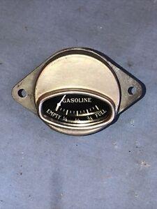 NOS Vintage Antique Gas Fuel Dash Gauge Dodge Brothers Chrysler Plymouth