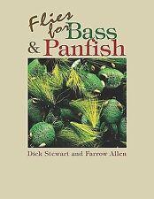 FLIES FOR BASS & PANFISH By Farrow Allen EB4
