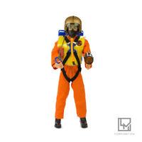 Original Brazilian GI Joe Falcon Fantastic Leap Articulate Doll Toy Estrela