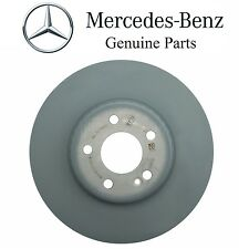 Front Left or Right Disc Brake Rotor Genuine For Mercedes W205 S205 C205 Turbo