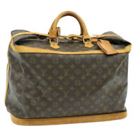 LOUIS VUITTON Monogram Cruiser Bag 45 Travel Bag M41138 LV Auth 13833