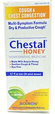 BOIRON Chestal Honey, Cough & Chest Congestion, 6.7 fl oz
