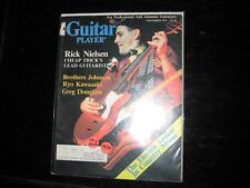 Cheap Trick 1979 vintage guitar Player magazine excellent condition Rick Nielsen