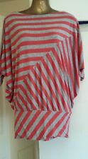 batwing top size 8