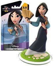 Disney Infinity 3.0 Ed: Mulan [Toy, Cross Platform PS4 XBOX ONE Wii, Mushu] NEW