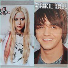 Avril Lavigne & Drake Bell Poster Sammlung