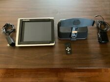 Alesis IO Dock With 64g Ipad And Ipad Entertainment Stand With Remote