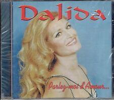 CD - DALIDA - Parlez moi d'amour