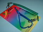 Dr Slick XBC 5 in Blue Mitten Scissor Clamp Straight Fishing Clamps CMS5BLUE