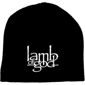 Lamb Of God - Embroidered Logo Official Licensed Beanie Hat